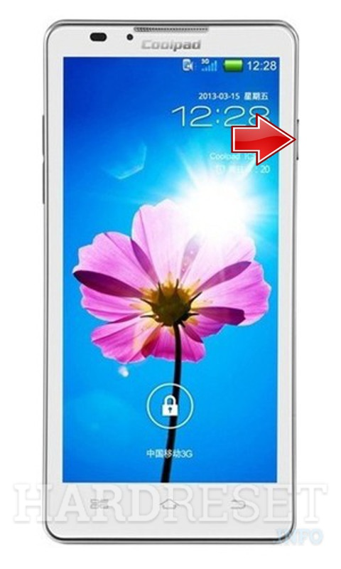 Hard Reset CoolPAD 8195