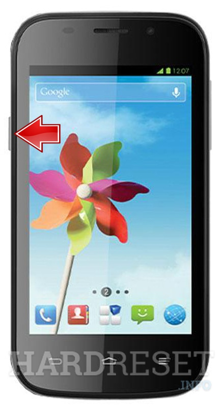 the first zte blade 2 hard reset have rooted