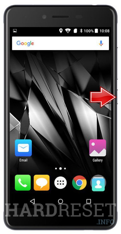 Hard Reset MICROMAX Canvas Evok E483