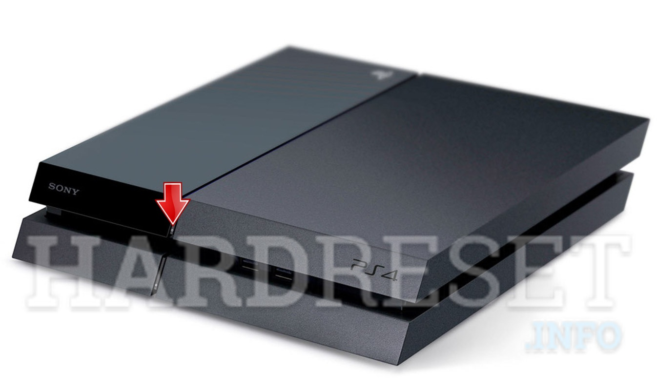 how to hard reset my phone sony playstation 4 hardreset info
