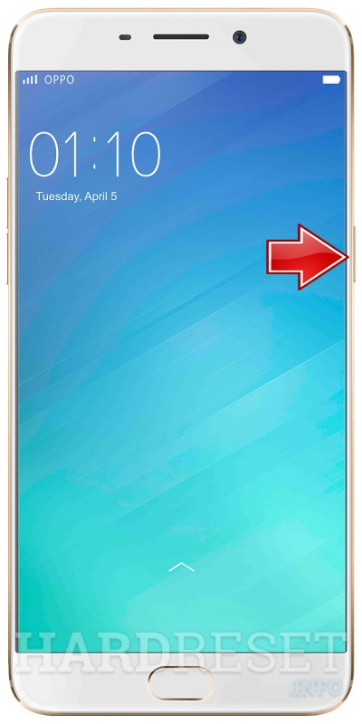 Hard Reset OPPO R9 PLUS