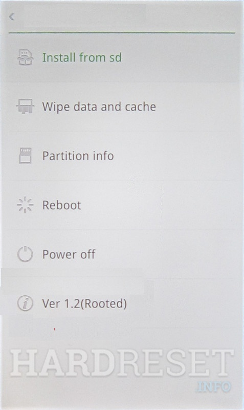 Factory Reset OPPO R7 Plus