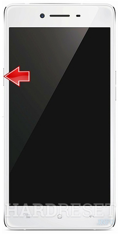Remove screen password on OPPO R7 Lite