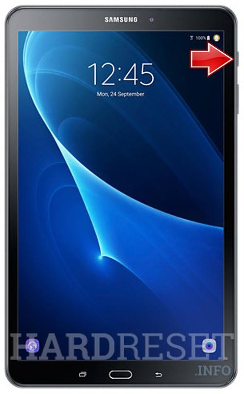 tablet samsung galaxy note 10.1 hard reset