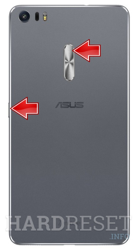 Remove Screen Lock on ASUS Zenfone 3 Ultra ZU680KL