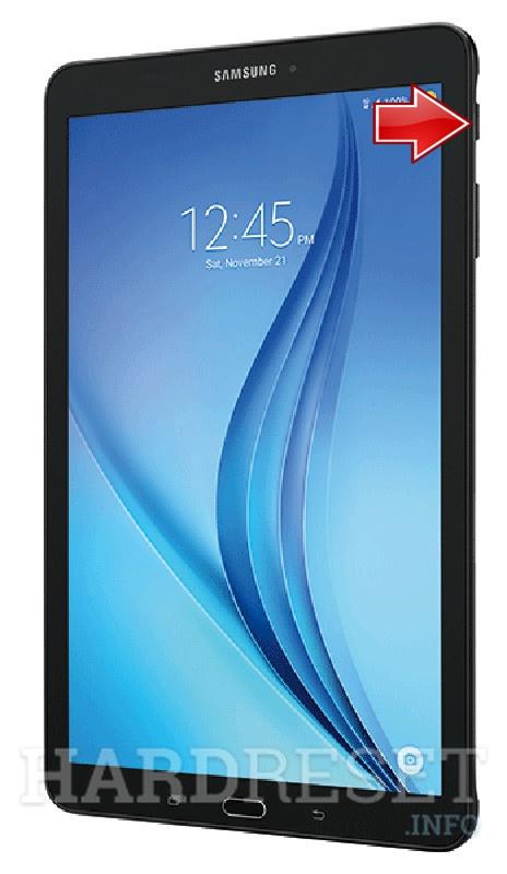Samsung Tablet Soft Reset