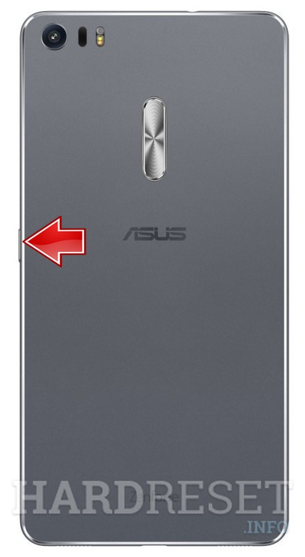 Remove screen password on ASUS Zenfone 3 Ultra ZU680KL
