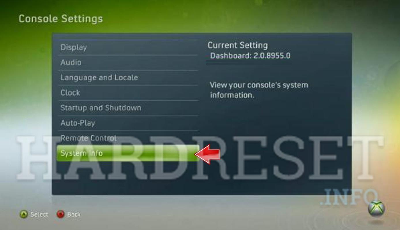 how to hard reset my phone - microsoft xbox 360 elite - hardreset