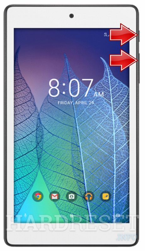 HardReset ALCATEL One Touch Pop 7 LTE