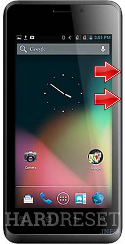 Permanently delete data from KARBONN A27 RETINA
