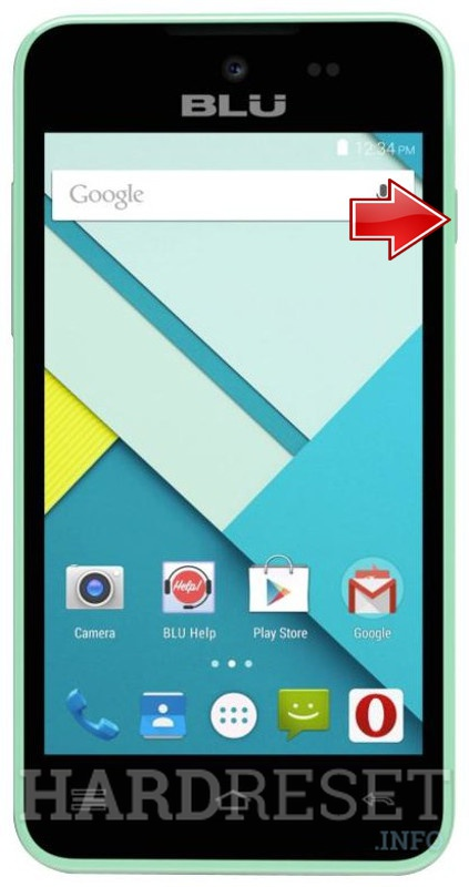 Hard Reset BLU Advance 4.0 L A010L