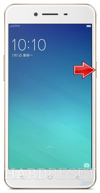 How To Hard Reset My Phone Oppo A37 Hardreset Info