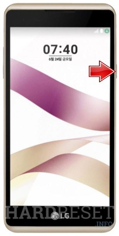 How to Hard Reset my phone - LG X5 Skin - HardReset info