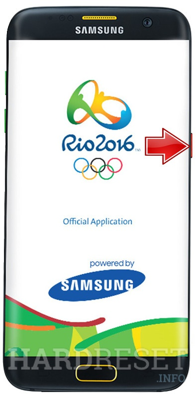 Hard Reset SAMSUNG Galaxy S7 Edge Olympic Games Edition