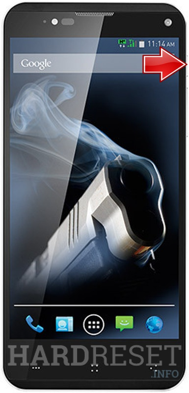 Hard Reset XOLO Play 8X-1200
