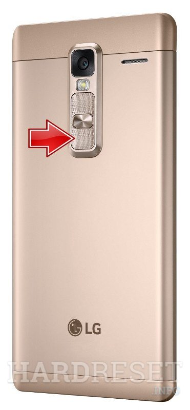 Safe Mode in LG K4 (2017) M160E - HardReset info