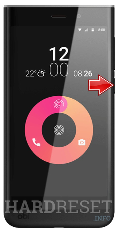 Hard Reset OBI WORLDPHONE SJ1.5