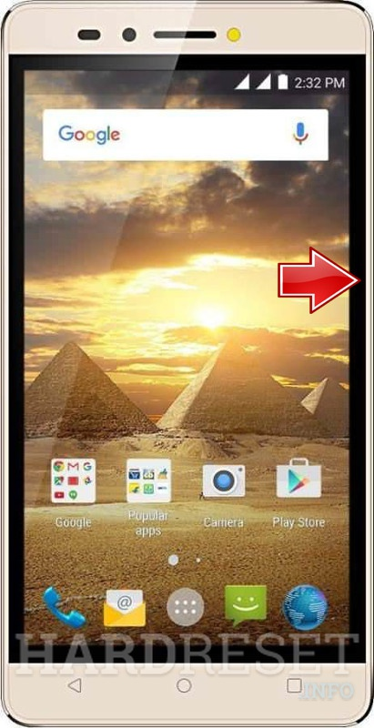 Hard Reset KARBONN Aura Power 4G