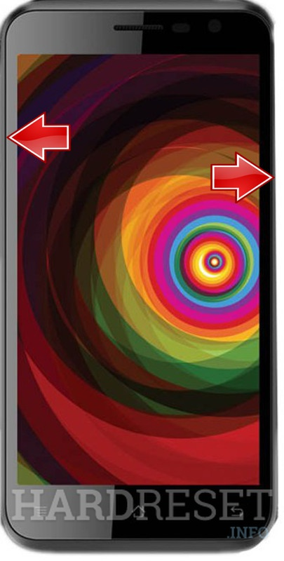 Wipe data on KARBONN TITANIUM DAZZLE S201