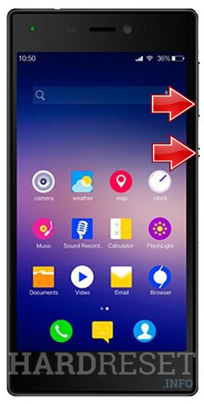 Remove Screen Lock KARBONN Quattro L51 HD