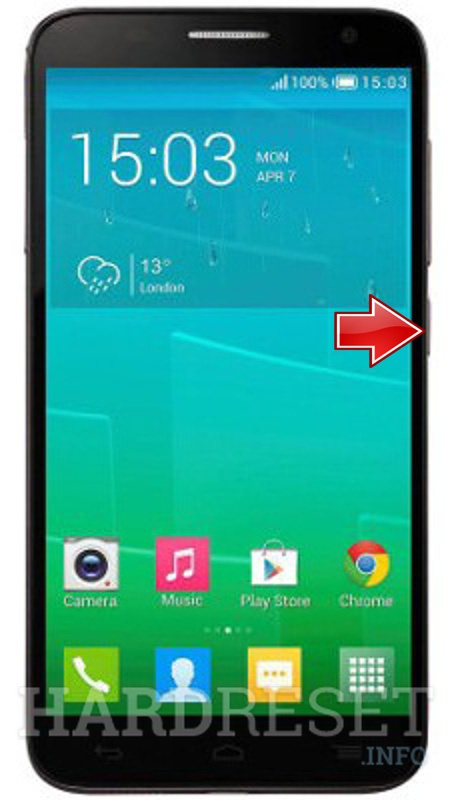 Hard Reset ALCATEL ONE TOUCH FLASH PLUS