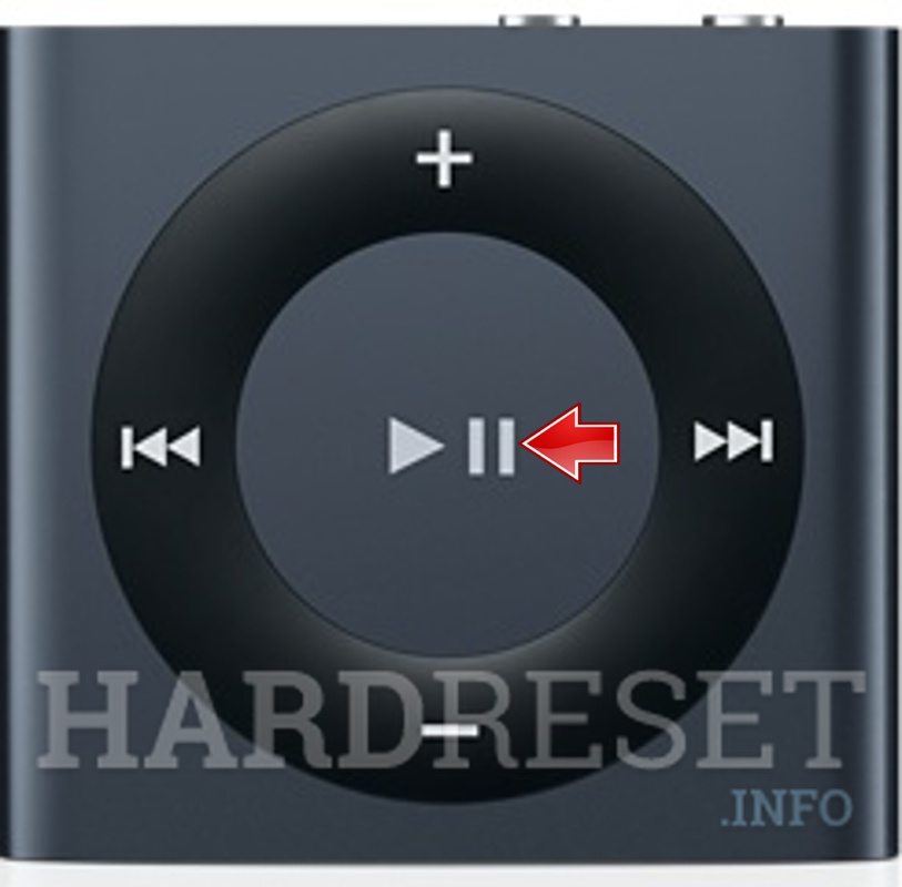 HardReset APPLE iPod Shuffle 4th Generation