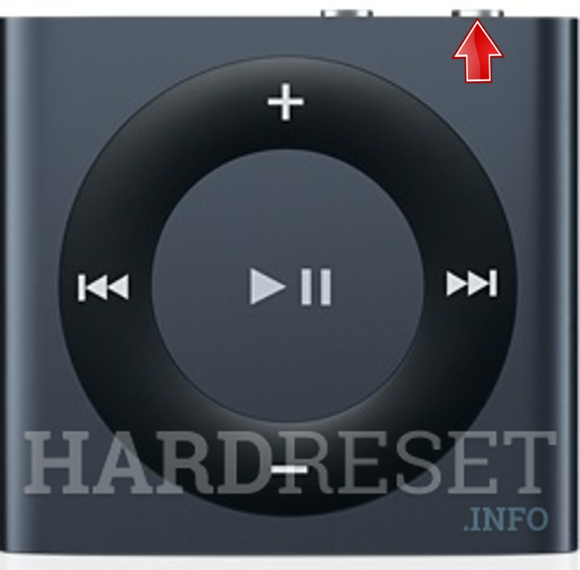 Hard Reset APPLE iPod Shuffle 4th Generation