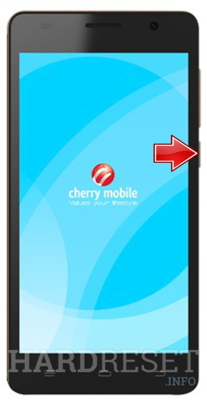 Hard Reset CHERRY MOBILE Flare S Play