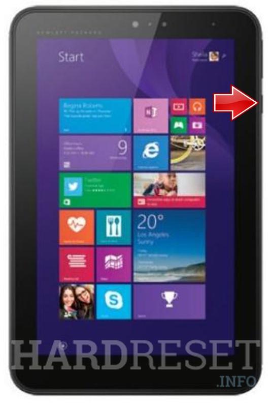 Hard Reset HP Pro Tablet 408 G1 - HardReset info