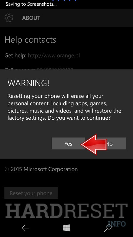 Remove Screen Lock HP Elite X3