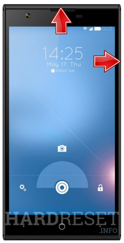 Factory Reset ZOPO Flash S
