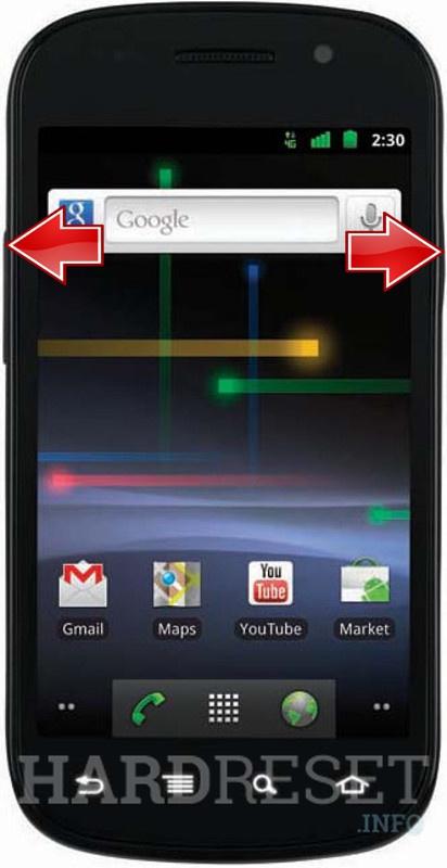 how to hard reset my phone samsung i9020 google nexus s rh hardreset info