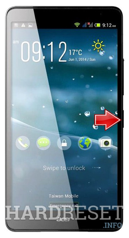 Hard Reset ACER Liquid X2 - Europe