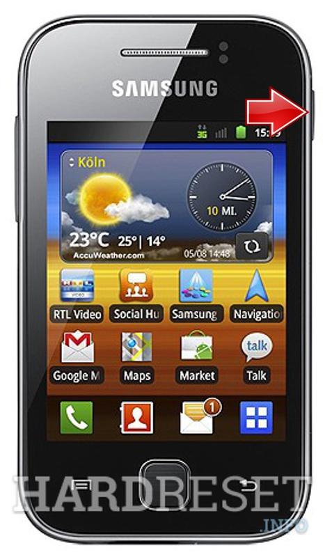 Samsung s5360 скачать прошивку