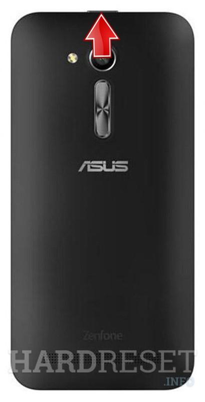 Bootloader Mode ASUS ZenFone Go ZB450KL - HardReset info