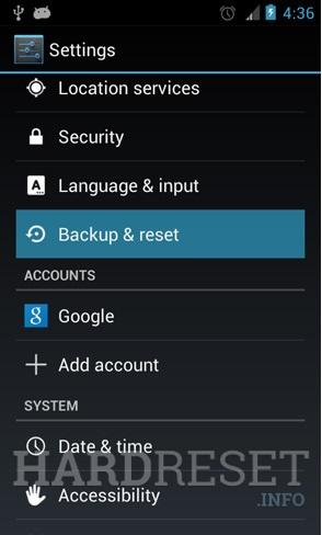 How to Hard Reset my phone - ASUS ZT581KL ZenPad Z8