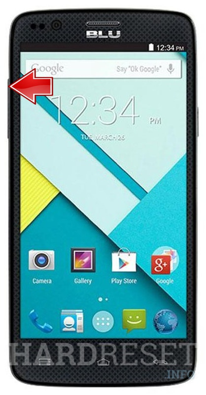 Hard Reset BLU Star 4.5 Design Edition S451