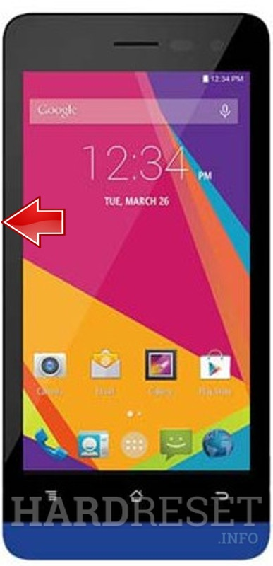 Hard Reset BLU Studio Mini LTE X100Q