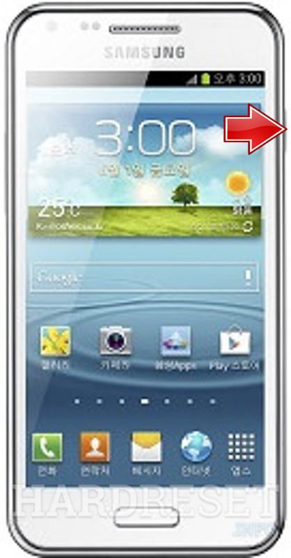 Factory Reset SAMSUNG E170L Galaxy R Style