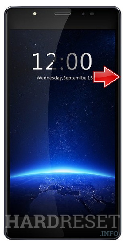 Hard Reset LEAGOO T1 Plus