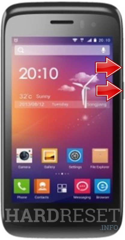 Remove Screen Lock KARBONN Titanium S1 Plus