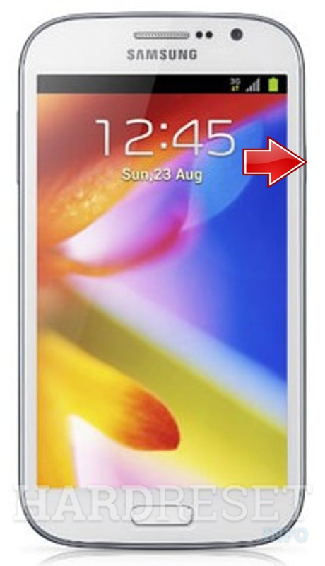 Hard Reset SAMSUNG I9128 Galaxy Grand