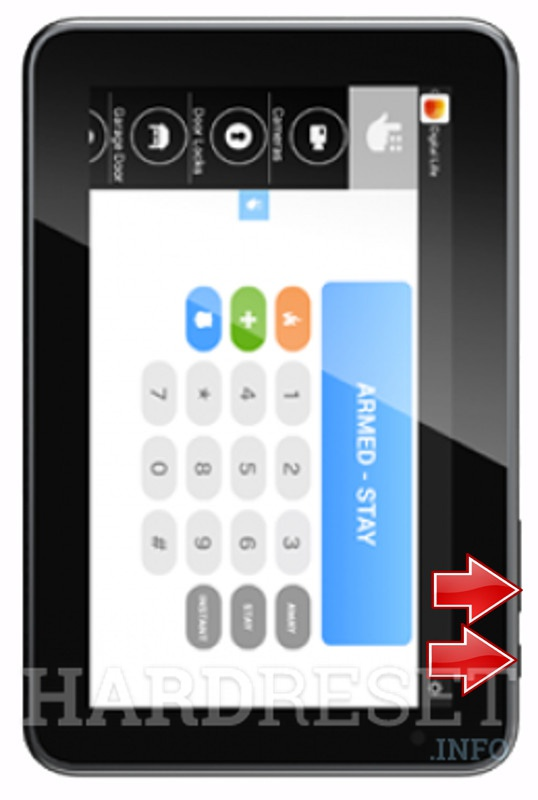 HardReset ZTE V72M Touch Screen Control