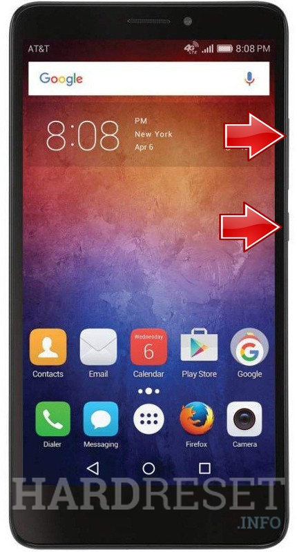 Remove Screen Lock HUAWEI Ascend XT H1611