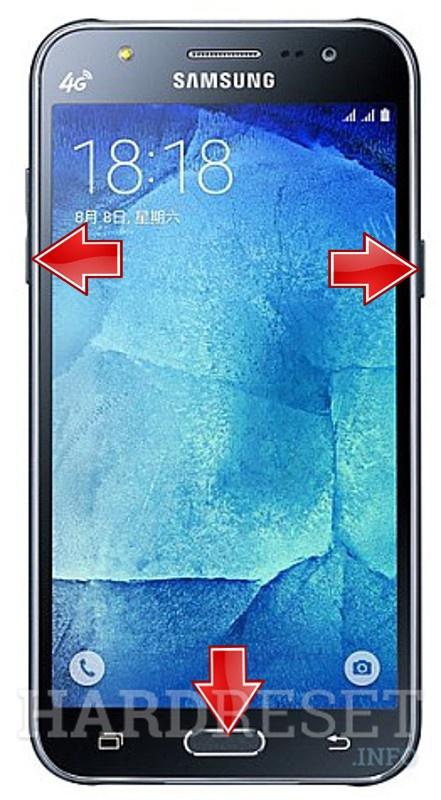 Download Mode SAMSUNG J700H Galaxy J7 Duos - HardReset info