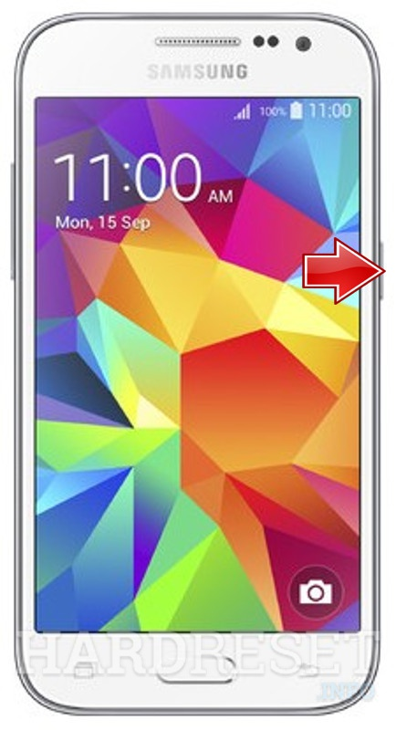 Hard Reset SAMSUNG G530F Galaxy Grand Prime