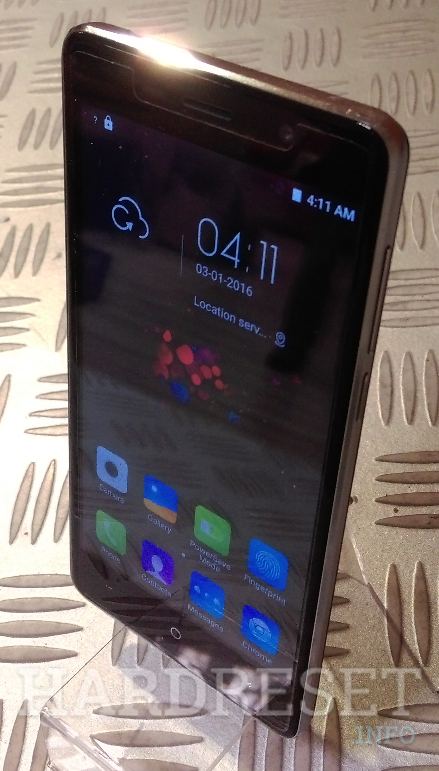 Review - LEAGOO M5 3G - HardReset info