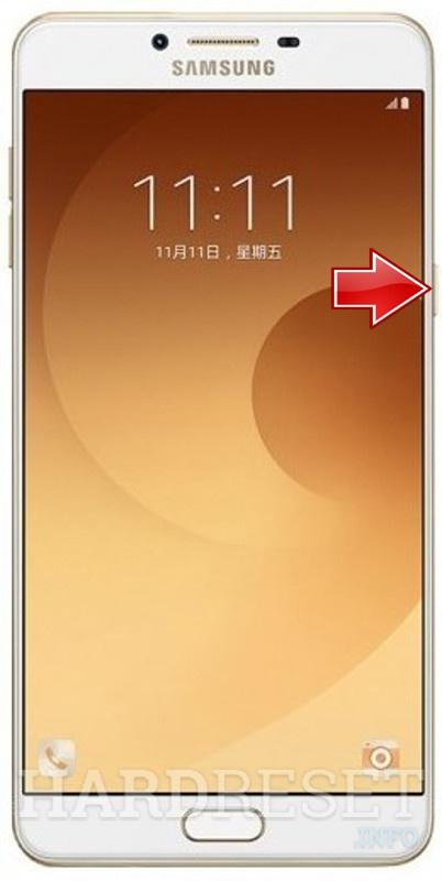Hard Reset SAMSUNG Galaxy C9 Pro - HardReset info