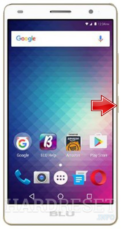 Hard Reset BLU Studio G Plus HD S030Q