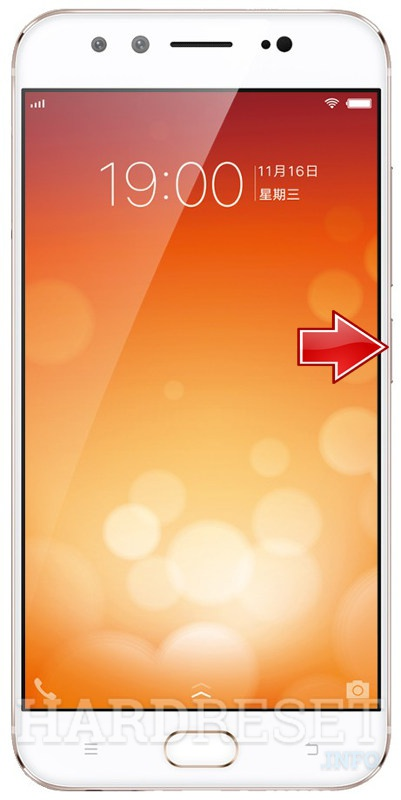 Hard Reset VIVO X9